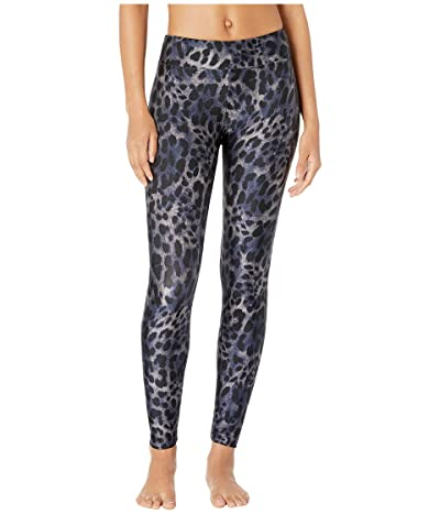 Koral Drive Cheetara High-Rise Leggings (Blue Cheetara) Women