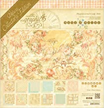 Graphic 45 4501001 Deluxe Collector's Edition Pack, 12 by 12-Inch, Baby 2 Bride