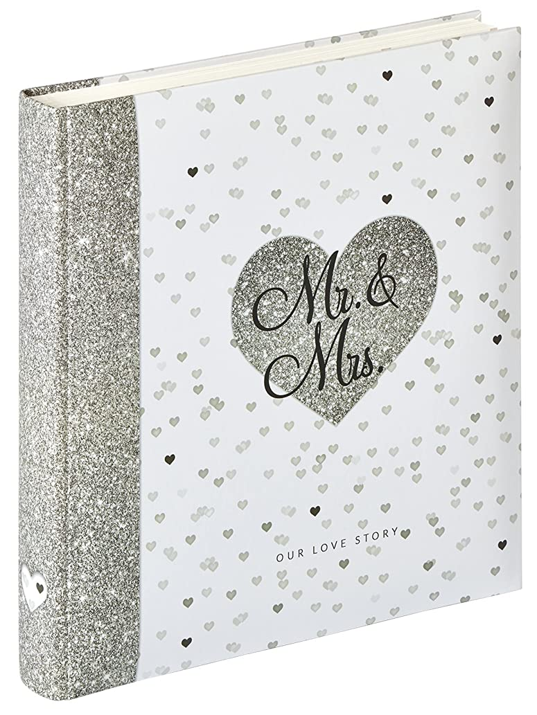 Walther Design Model kit Wedding Photo Album Our Love Story, White; 156 28 x 30.5 cm.