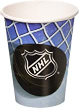 """""""NHL Ice Time! Collection"""" 9 oz. Paper Party Cups, 48 Ct."""