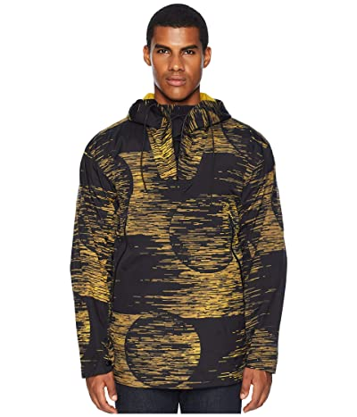 Cryos by The North Face Cryos 3L New Winter Cagoule (TNF Black/Solar Flare Print) Men