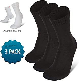 COMPRESSION FOR ATHLETES, Paquete de 3 - Calcetines Cuarto de Longitud