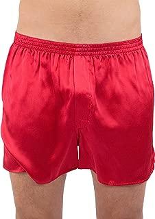 silk boxer shorts mens