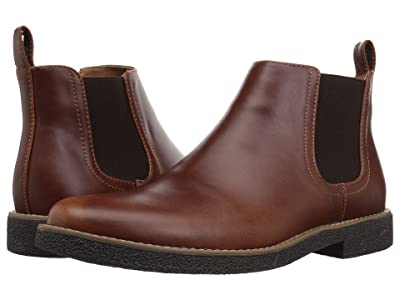 Deer Stags Rockland (Redwood/Dark Brown) Men