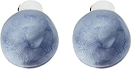 Alexis Bittar - Watery Sphere Button Clip Earrings