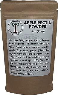 Apple Pectin 4 Ounces (USP Qualified) (114 Grams)