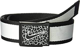 Nike Men's Crackle Buckle Reversible Web