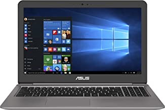 """ASUS UX510UX-NH74 ZenBook 15 FHD UX510UX, Intel Core i7 Processor (up to 3.5GHz), 8GB DDR4, GeForce GTX 950M, 15.6"""" Laptop"""