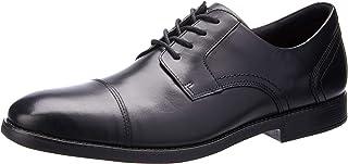 ROCKPORT Men's Formal Slayter Blucher Shoe, Black