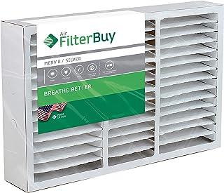 MERV 11 Bryant Replacement Filter 2 PACK 15.38x21.88x5.25 16X22X5