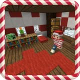 Christmas Trees (replaces Shulker Mob). Some dyes can be used on a Christmas Tree change the leaf colors and lights Santa (replaces Iron Golem) Presents (replaces Trapped Chest) Reindeer (replaces Horse when saddled) Christmas Lights (replaces Cobweb...