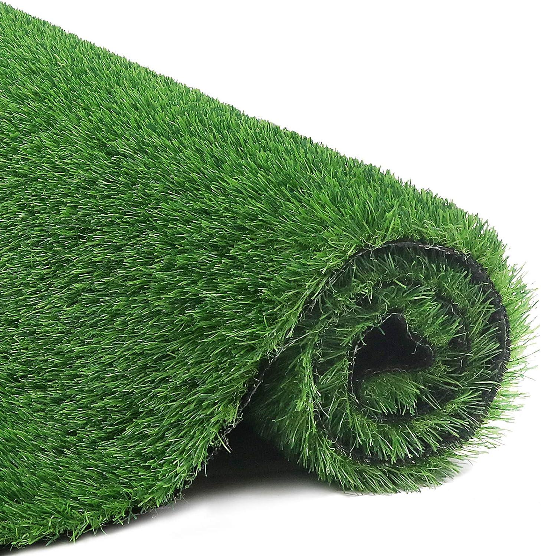 Artificial Grass 驚きの値段 Turf - 人気海外一番 5.5x6.5 Synthetic Gras Rug Mat FT