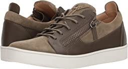 Brek Suede Low Top Sneaker
