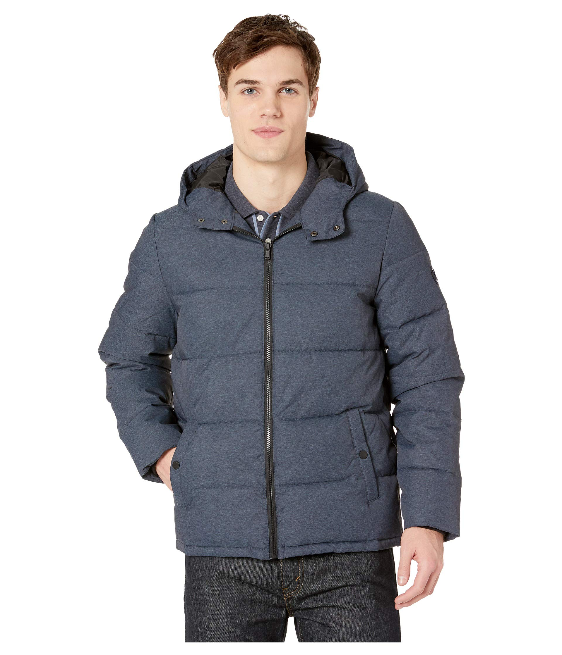Puffer Melange Original Insulated Jacket Dark Sapphire Penguin fqxwAHgx4Z