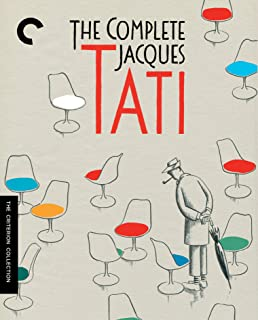 CRITERION COLLECTION: THE COMPLETE JACQUES TATI