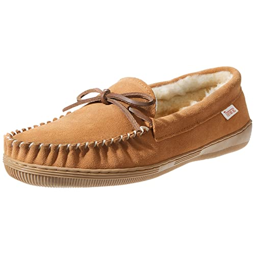 Tamarac by Slippers International 7161 Mens Camper Moccasin