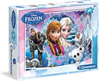 Frozen–Puzzle 30Pieces (Clementoni 08504) For Girls