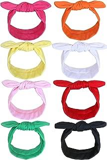 bandana bows for babies