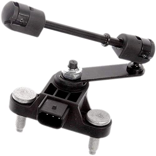apdty 035372 air ride suspension auto-leveling height level sensor front  right for 2003-