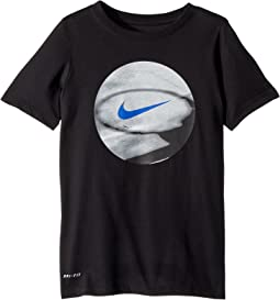 Nike Kids - Dry Photo Basketball Tee (Little Kids/Big Kids)