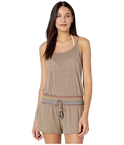 SOLUNA SWIM Sunset Romper (Earth) Women