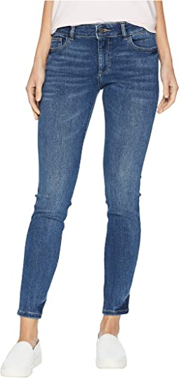 Emma Low Rise Skinny in Reed