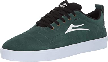 Lakai Footwear Bristol Pine Suedesize Tennis Shoe, Pine Suede