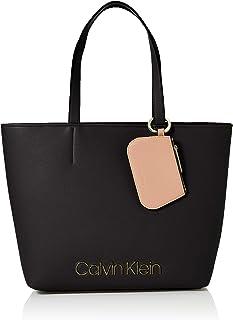 Calvin Klein Shopper for Women-Black