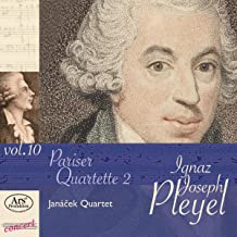 Pleyel: Paris Quartets Vol.2