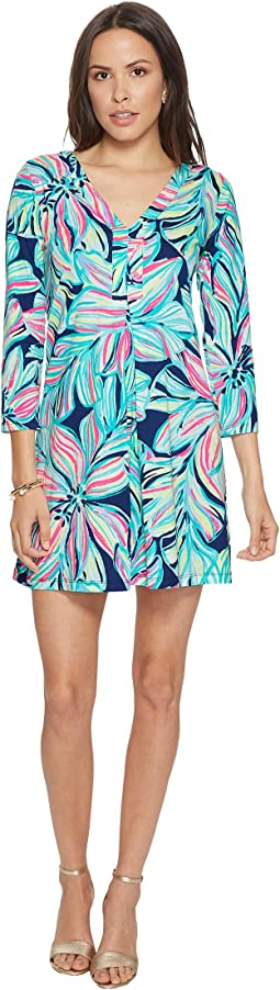 Lilly Pulitzer - 3/4 Sleeve Amina Dress