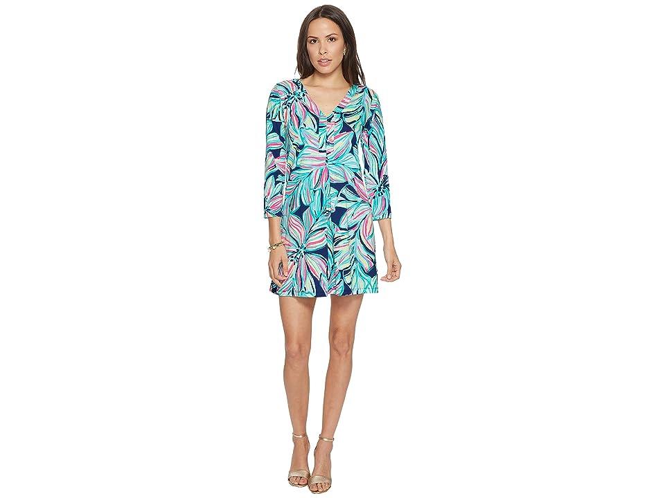 Lilly Pulitzer - Lilly Pulitzer 3/4 Sleeve Amina Dress