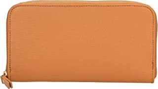 Chicca Borse - Wallet Portafogli da Donna Realizzata in Vera Pelle Made in Italy - 20 x 11 x 3 Cm