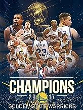 2017 NBA Champions: Golden State Warriors