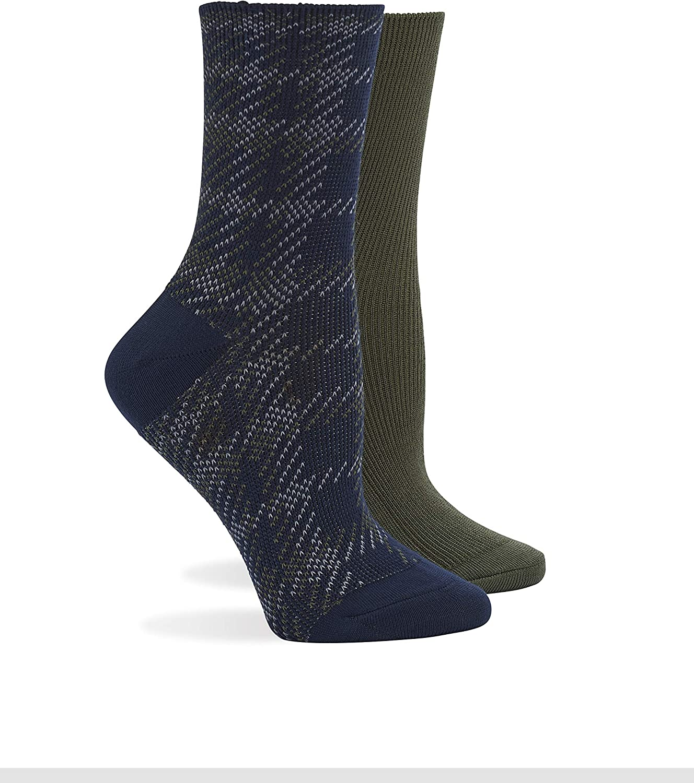 HUE Women's Wintersoft Boot Sock 2 Pair Pack