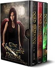 The Valkyrie Novels Box Set Books 1, 2 & 3: Dead Radiance, Dead Embers & Dead Chaos: The Asgard Warrior Academy