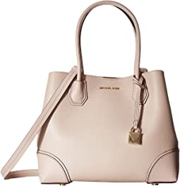 59b70c3e75c8 Soft Pink. 69. MICHAEL Michael Kors. Mercer Gallery Medium Center Zip Tote.   298.00