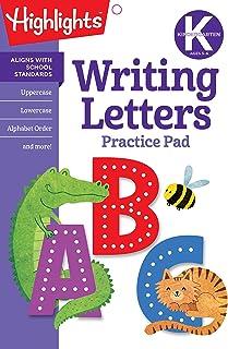 Kindergarten Writing Letters