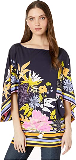 Bal Harbour Floral Tunic Top