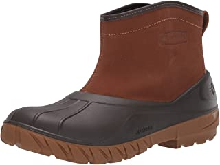 "Lacrosse Aero Timber Top Slip-On 6"" Clay Brown Outdoor Boot"