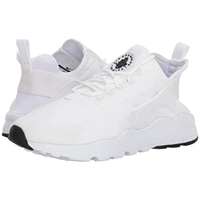 Nike Air Huarache Run Ultra (White/White/White/Black) Women