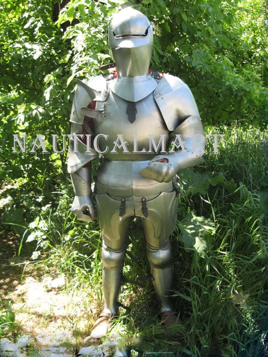 NauticalMart Medieval Knight 16th Century of Armor Wearable Suit OFFicial site Ranking TOP9