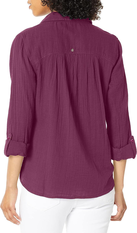 Jag Jeans Women's Adley Long Sleeve Button Up Shirt