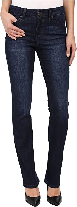 Sadie Straight Leg Jeans in Vintage Super Dark
