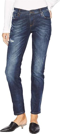 Catherine Slouchy Boyfriend Jeans in Exalt