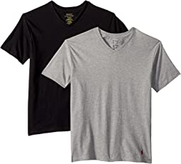 2-Pack V-Neck Tee (Little Kids/Big Kids)