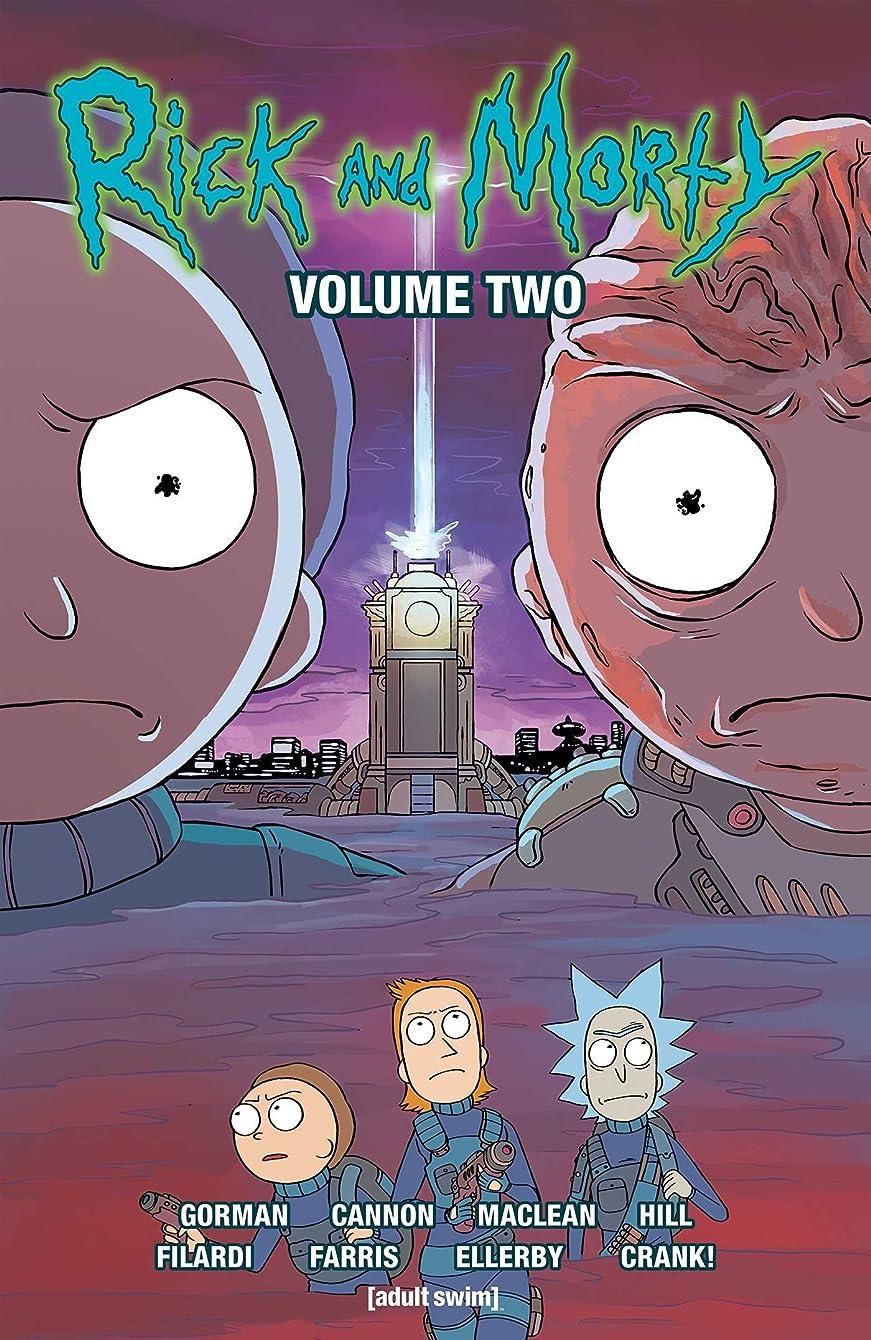 韓国公演ベルベットRick and Morty Vol. 2