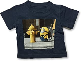 Minions Crew Neck Baby & Toddler T-Shirts