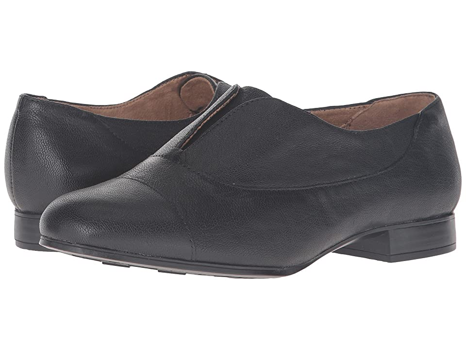 Naturalizer Carabell (Black Leather) Women