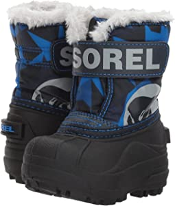 SOREL Kids - Snow Commander Print (Toddler)