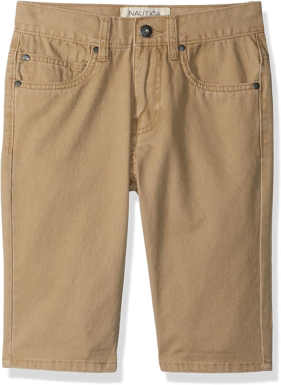 Nautica Boys' 5-Pocket Short